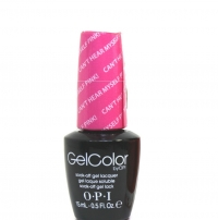 OPI Gel - Can't Hear Myself Pink! A72...