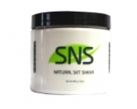 SNS - Natural Set Sheer 448g