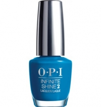 OPI Infinite Shine - Wild Blue Yonder...