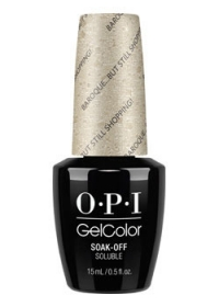 OPI Gel - Baroque ... But Still...