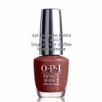 OPI Infinite Shine - Linger Over...
