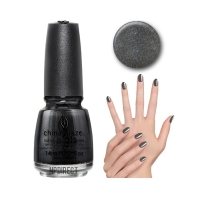 China Glaze - Black Diamond 629
