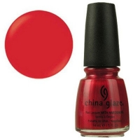 China Glaze - Red Pearl 712