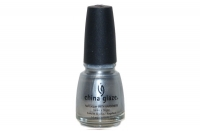 China Glaze - Platinum Silver 627