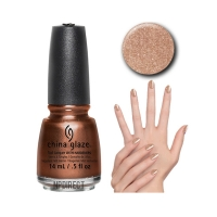 China Glaze - Soft Sienna Silks 590