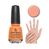 China Glaze - Peachy Keen 868