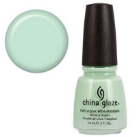 China Glaze - Re - Fresh Mint 867
