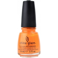 China Glaze - Orange You Hot? 1091
