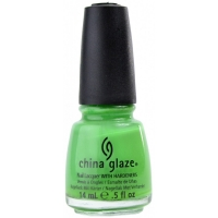 China Glaze - Gaga For Green 1033