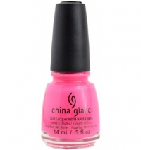 China Glaze - Peonies & Park Ave 1291