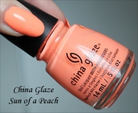 China Glaze - Sun Of A Peach 1211