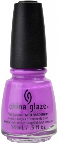 China Glaze - That's Shore Bright 1215