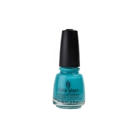 China Glaze - Keepin' It Teal 1217