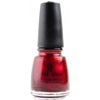 China Glaze - Red - Y & Willing 1234