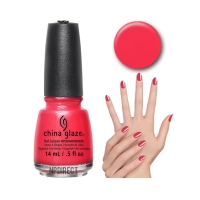 China Glaze - I Brake for Color 1385