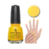 China Glaze - Sun's Up Top Down 1387