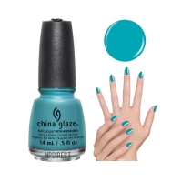 China Glaze - Rain Dance The Night...