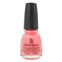 China Glaze - Pinking Out The Window...