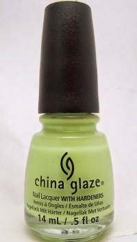 China Glaze - Be More Pacific 1309