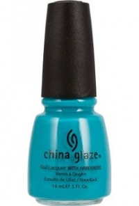 China Glaze - Wait N' Sea 1308