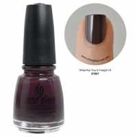 China Glaze - What Are You A -...