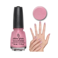 China Glaze - Pink-Ie Promise 1149