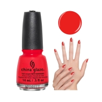 China Glaze - The Heat Is On 1393
