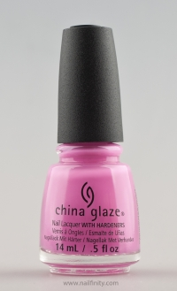 China Glaze - Glow With The Flow 1396