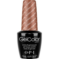 OPI GEL - A-Piers to be Tan 0.5 oz