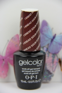 OPI GEL - I knead sour-dough 0.5 oz