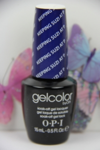 OPI GEL - Keeping Suzi at Bay 0.5 oz