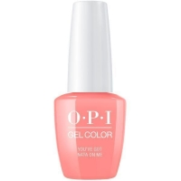 OPI Gel - You've Got Nata on Me L17