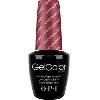 OPI GEL - Chick Flick Cherry 0.5 oz