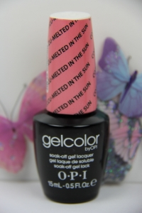 OPI GEL - Cozu-melted in the sun
