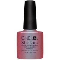 CND Shellac - Patina Buckle 2554