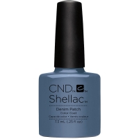 CND Shellac - Denim Patch 2547