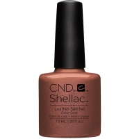 CND Shellac - Leather Satchel 2530