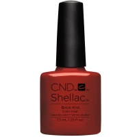 CND Shellac - Brick Knit 2516