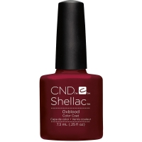 CND Shellac - Oxblood 2509