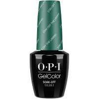 OPI Gel - Stay Off the Lawn!! W54