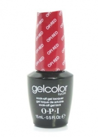OPI GEL - OPI RED