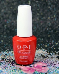 OPI Gel - Now Museum, Now You Don't...