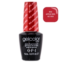 OPI GEL - Big Apple RED