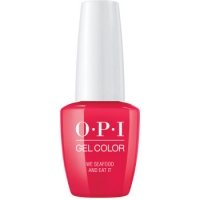 OPI Gel - We Seafood and Eat It L20