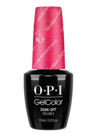 OPI Gel - Fire Escape Rendezvous HR...
