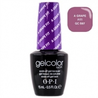 OPI GEL - A Grape Fit 0.5 oz
