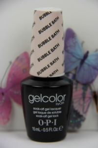 OPI GEL - Bubble Bath 0.5 oz