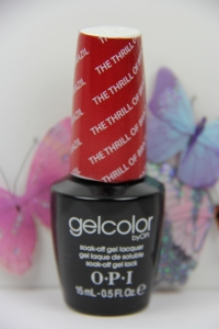 OPI GEL - The Thrill Of Brazil