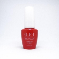 OPI Gel - Tempura-ture is Rising !...