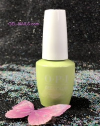 OPI Gel - How Does Your Zen Garden...
